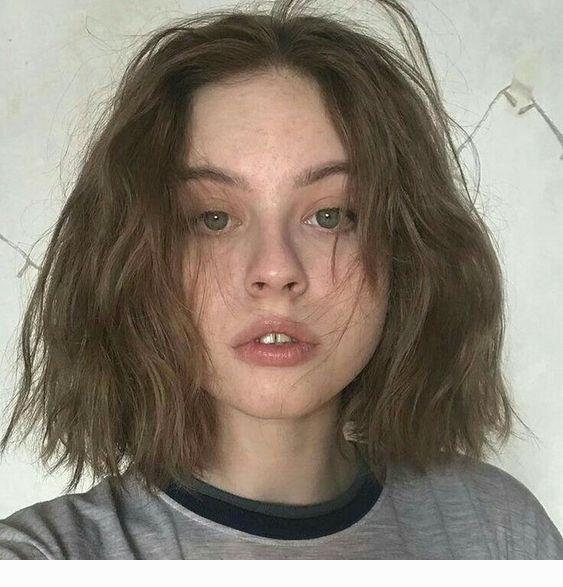 Short Messy Haircut Coolladies Net